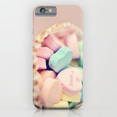 Je T'aime Valentine iPhone 6s Slim Case