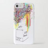 vegan iPhone & iPod Cases featuring Vegan Victory by Sam Corona