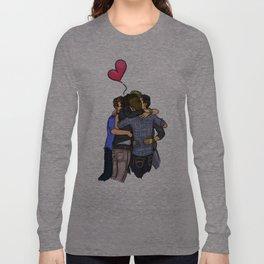 Ot5 Hug Long Sleeve T-shirt