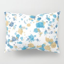 Flicks and Spatters Pillow Sham