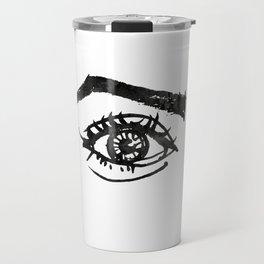 eye #1 Travel Mug