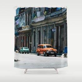 Casa Cubana Shower Curtain