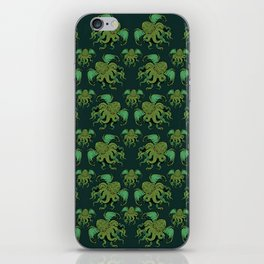 CTHULHU PATTERN iPhone Skin
