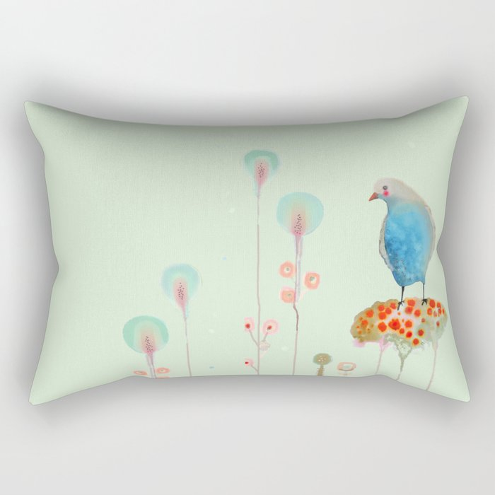 intermède Rectangular Pillow