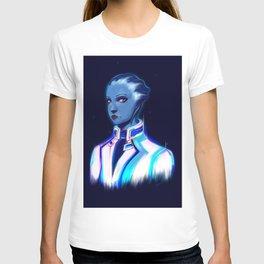 NEON Dr. Liara T'Soni T-shirt