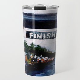 Finish Line Travel Mug