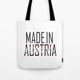 Made In Austria Tote Bag