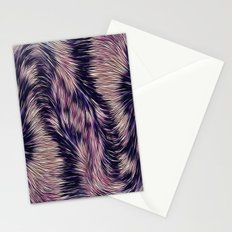 Warm fur texture Stationery Cards