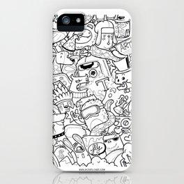 Delirium 2.0 iPhone Case