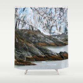 Glacier Bay National Park Alaska Wilderness Shower Curtain