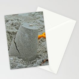 Saffron in the Sand Stationery Cards