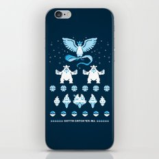 Such an Ice Sweater iPhone & iPod Skin