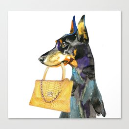 Good Taste Canvas Print