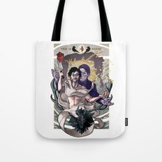 Designing Will Graham Tote Bag