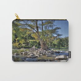 Guadalupe River at Gruene Carry-All Pouch