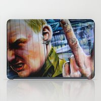 rebel iPad Cases featuring Rebel by Global Graphiti