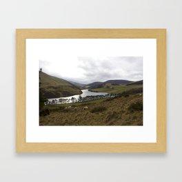 Pentland Hills 1 Framed Art Print