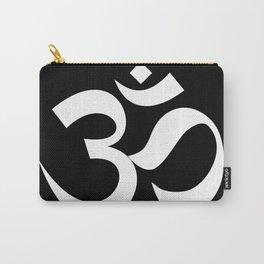 om sacred sound symbol Carry-All Pouch