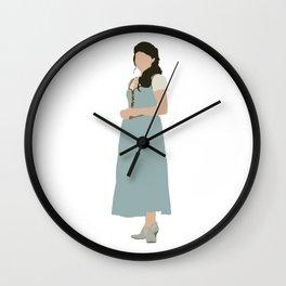 A Brilliant Beauty Wall Clock