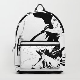 Witch and Familiar #1 Poisonous Backpack