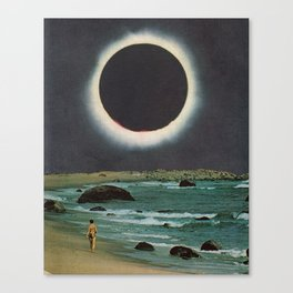 Corona Tide Canvas Print