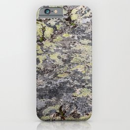 Camouflage texture iPhone Case