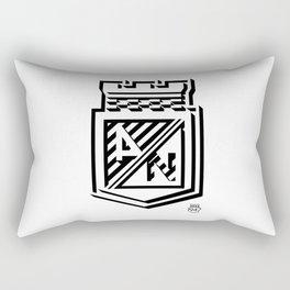 Escudo 3D - 1947 Rectangular Pillow