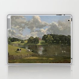 John Constable Wivenhoe Park, Essex 1816 Painting Laptop & iPad Skin