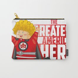 Greatest American Hero Carry-All Pouch