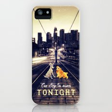 The city is ours tonight - for iphone iPhone SE Slim Case