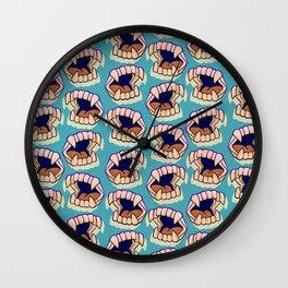 Age Of Vampires Wall Clock