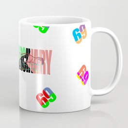 Sexual Mercinary Coffee Mug