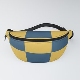Timeless Trendy Checkerboard Leuce Fanny Pack
