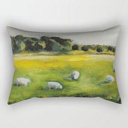 Irish Sheep Rectangular Pillow