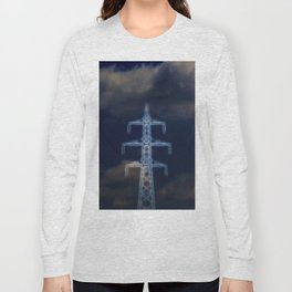 energy pylon Long Sleeve T-shirt