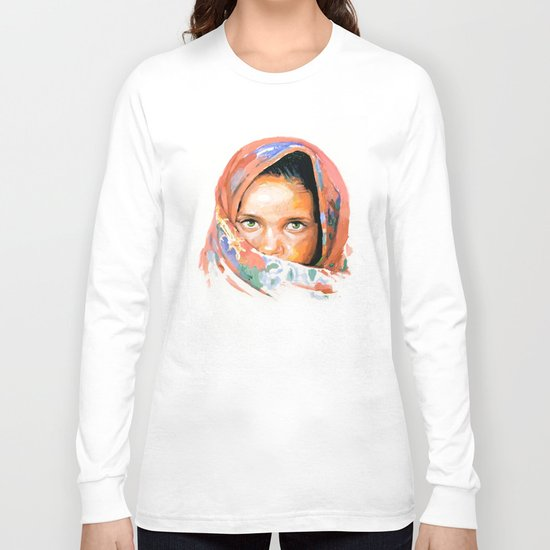Amazigh Long Sleeve T-shirt