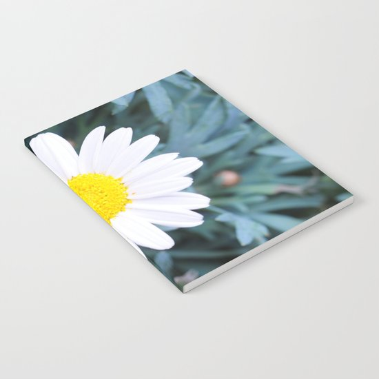 SMILE - Daisy Flower #1 Notebook