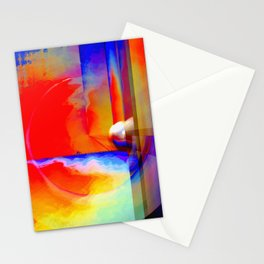 Abstract Composition 514 Stationery Cards