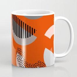 Half-circles Coffee Mug