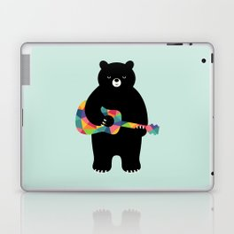 Happy Song Laptop & iPad Skin