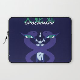 The King of Serpents Laptop Sleeve