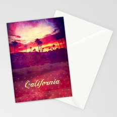 CALIFORNIA - for iphone Stationery Cards