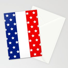 Star Spangled Stationery Cards