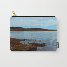 Point Prim Lighthouse Reflected Carry-All Pouch