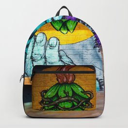 Urban Gorilla Graffiti Art Backpack