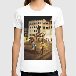 Dancer in Cartagena T-shirt