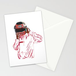 blond Stationery Cards