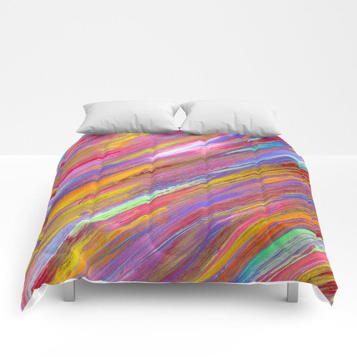 Mixity Fauve Comforters