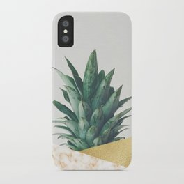 Pineapple Dip VII iPhone Case