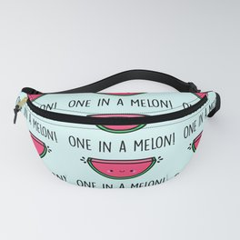 One in a Melon! Fanny Pack